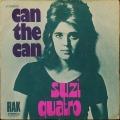 Suzi Quatro スージー・クアトロ / Can The Can 仏盤