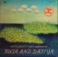 US盤 Keith Jarrett & Jack DeJohnette キース・ジャレット&ジャック・ディジョネット/ Ruta And Daitya