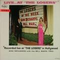 米国盤 Ann Richards And Bill Marx Trio アン・リチャーズ / Live At The Losers