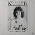 ITA盤 Kim Parker with the Kenny Drew Trio キム・パーカー / Havin' Myself A Time