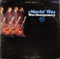 Wes Montgomery ウェス・モンゴメリー / Movin' Wes