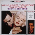 Marilyn Monroe, Yves Montand, Frankie Vaughan マリリン・モンロー, イブ・モンタン / Let's Make Love - OST