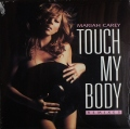 Mariah Carey マライア・キャリー / Touch My Body (Remixes) 未開封
