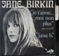 Jane Birkin & Serge Gainsbourg / Je T'aime ... Moi Non Plus