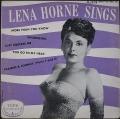Lena Horne レナ・ホーン / Lena Horne Sings