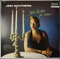 Jeri Southern ジェリ・サザン / You Better Go Now