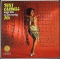 Toni Carroll トニ・キャロル / Sings Hits Of The Roaring 20's