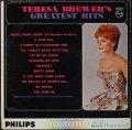 Teresa Brewer テレサ・ブリュワー / Teresa Brewer's Greatest Hits