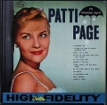 Patti Page パティ・ペイジ / I'll Remember April