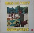 Jean-Luc Ponty ジャン=リュック・ポンティ / Sunday Walk サンデー・ウォーク UK盤