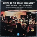 Jimmy McGriff & Groove Holmes ! ジミー・マクグリフとグルーヴ・ホルムズ / Giants Of The Organ In Concert