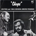 Joe Pass & Niels-Henning Orsted Pedersen ジョー・パス & ニールス・ペデルセン / Chops