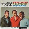 Barney Kessel  バーニー・ケッセル / Poll Winners Three