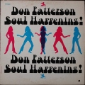 Don Patterson ドン・パターソン / Soul Happening!