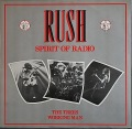 "Rush ラッシュ / Spirit Of Radio | 12"" UK盤"