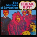 Frank Zappa, Mothers Of Invention フランク・ザッパ & マザーズ・オブ・インヴェンション / Freak Out フリーク・アウト