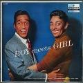 Sammy Davis Jr. & Carmen McRae サミー・デイヴィス Jr.  & カーメン・マクレエ / Boy Meets Girl