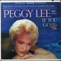 Peggy Lee ペギー・リー / If You Go