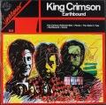 King Crimson キング・クリムゾン / Earthbound アースバウンド ITA盤