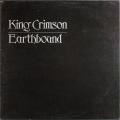 King Crimson キング・クリムゾン / Earthbound アースバウンド UK盤