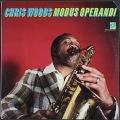 Chris Woods クリス・ウッド / Modus Operandi12月