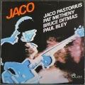Jaco Pastorius, Pat Metheny, Bruce Ditmas, Paul Bley ジャコ・パストリアス, パット・メセニー / Jaco