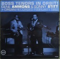 Gene Ammons And Sonny Stitt ジーン・アモンズ & ソニー・スティット / Boss Tenors In Orbit