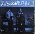 Gene Ammons And Sonny Stitt ジーン・アモンズ & ソニー・スティット / Boss Tenors In Orbit