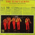Temptations テンプテーションズ / Live At London's Talk Of The Town