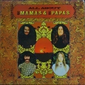 Mamas & Papas ママス&パパス / All About The Mamas & The Papas ママス・アンド・パパスのすべて