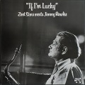 Zoot Sims Meets Jimmy Rowles ズート・シムズ・ミーツ・ジミー・ロウルズ / If I'm Lucky イフ・アイム・ラッキー | UK盤