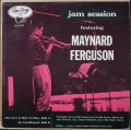Maynard Ferguson メイナード・ファーガソン / Jam Session Featuring Maynard Ferguson