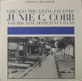 Junie C. Cobb & His New Hometown Band ジュニー・コブ / The Living Legends