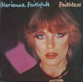 Marianne Faithfull マリアンヌ・フェイスフル / Faithless