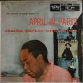 Charlie Parker チャーリー・パーカー / April In Paris エイプリル・イン・パリ