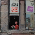 Arthur Prysock アーサー・プライソック / To Love Or Not To Love