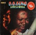 B.B. King B.B.キング / Live & Well