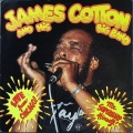 James Cotton And His Big Band ジェイムズ・コットン / Live From Chicago - Mr Superharp Himself!
