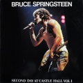 Bruce Springsteen ブルース・スプリングスティーン / Second Day At Castle Hall Vol.1