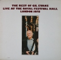 Gil Evans ギル・エヴァンス / The Rest Of Gil Evans Live At The Royal Festival Hall London 1978