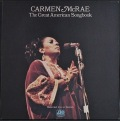 Carmen McRae カーメン・マクレア / The Great American Songbook