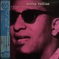 "Sonny Rollins ソニー・ロリンズ / A Night At The ""Village Vanguard"" ヴィレッジ・ヴァンガードの夜 | 重量盤"