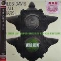 Miles Davis マイルス・デイビス / Walkin' ウォーキン   重量盤