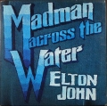 Elton John エルトン・ジョン / Madman Across The Water UK盤