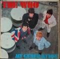 Who  ザ・フー / My Generation UK盤