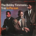 Bobby Timmons ボビー・ティモンズ / In Person