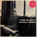 Marianne Faithfull マリアンヌ・フェイスフル  / Come My Way  重量盤