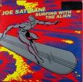 Joe Satriani ジョー・サトリアーニ  / Surfing With The Alien  重量盤