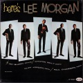 Lee Morgan リー・モーガン / Here's Lee Morgan