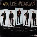 Lee Morgan リー・モーガン / Here's Lee Morgan